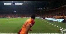 Ryan Donk Goal - Galatasaray vs Fenerbahce  1-0  02.11.2018 (HD)