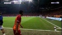 Ryan Donk goal - Galatasaray 1-0 Fenerbahce