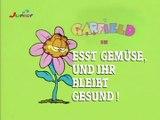 Garfield und seine Freunde - 012. Wo ist Pooky? / Flieg, Wade, flieg! / Esst Gemüse und ihr bleibt gesund!