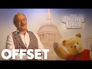 Meet the voice behind Winnie the Pooh and Tigger!