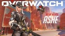 Overwatch - Présentation de Ashe