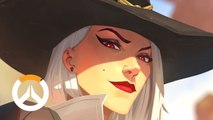 Overwatch - Les origines de Ashe