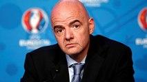 Football-Leaks: Schwere Vorwürfe gegen FIFA-Boss Infantino