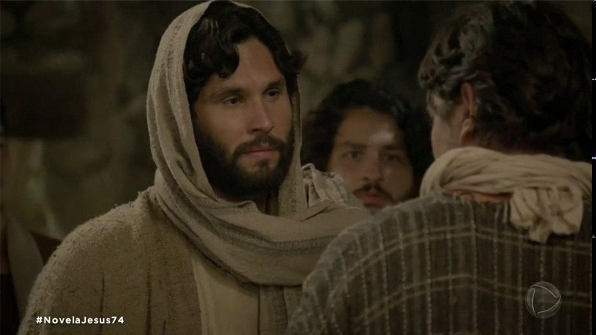 Novela Jesus Capítulo 74 – COMPLETO NA ÍNTEGRA – 02/11/18 em HD