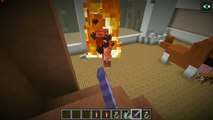 Minecraft: TIGERS HIDE AND SEEK!! - Morph Hide And Seek - Modded Mini-Game