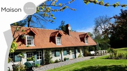 A vendre - Maison/villa - Varengeville sur mer (76119) - 6 pièces - 131m²