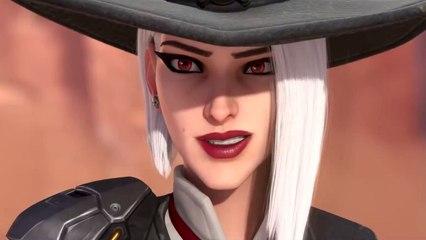 Overwatch Animated Short - Reunion