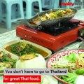 [Non-Halal] Thai cuisine @ Frame Thai, PJ