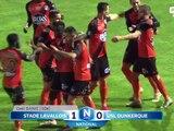 (J12) Laval 3 - 2 Dunkerque, le résumé vidéo