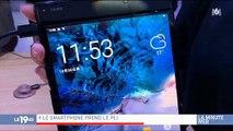 L'incroyable projet de Samsung et Huawei pour devancer Apple en créant un smartphone révolutionnaire, mais lequel ? Vidéo