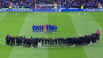 Ambient: Emotional Srivaddhanaprabha tribute brings tears to the eyes of Leicester City players ahead of Cardiff clash