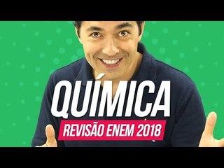 Química | Revisão Enem 2018