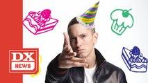 "Eminem Celebrates ""Marshall Mathers LP 2"" Anniversary"