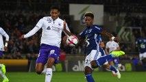 Match nul à la Meinau entre Strasbourg et Toulouse. 1-1