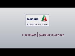 Preview 3^ giornata   Samsung Galaxy Cup 2018/19