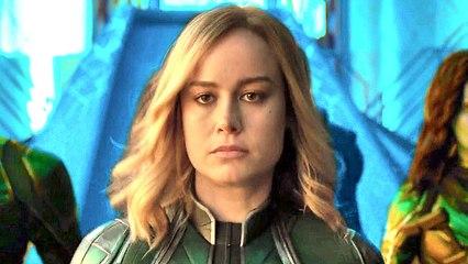 Captain Marvel | Trailer INTERNACIONAL Subtitulado ESPAÑOL (HD) Marvel 2019