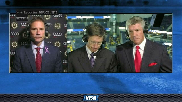 Bruins Overtime Live: Bruce Cassidy Reacts To Brad Marchand's High-Sticking Penalty