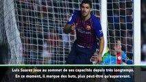 """11e j. - Valverde : """"Nous sommes heureux avec Suarez"""""""
