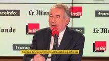 """François Bayrou : """"La réforme des régions est une honte et un échec"""""""