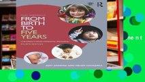 [P.D.F] Mary Sheridan s From Birth to Five Years: Children s Developmental Progress [E.P.U.B]