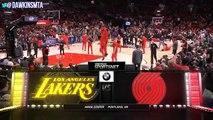 CJ McCollum Full Highlights 20181103 Lakers vs Blazers   30 Pts, 4 Asts!   FreeDawkins