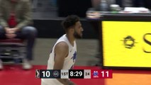 Sixers Rookie Jonah Bolden (28 Points, 16 Rebounds) Shines in NBA G League Debut