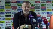 Aytemiz Alanyaspor - Evkur Yeni Malatyaspor maçının ardından - Bakkal ve Bulut - ANTALYA