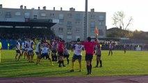 Rugby : victoire écrasante du VRDR, mais le match continue dans les tribunes entre drômois et ardéchois