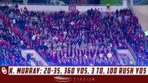 Kyler Murray Highlights: Oklahoma-Texas Tech 2018