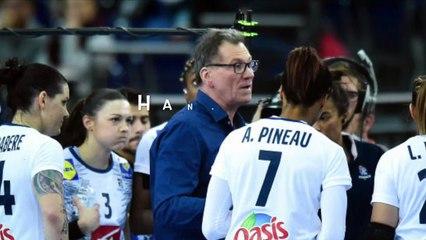 Handball    Olivier Krumbholz se confie à HandDay