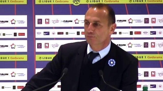 """Der Zakarian : """"On ne pensait pas marquer trois buts comme ça..."""""""