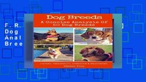 F.R.E.E [D.O.W.N.L.O.A.D] Dog Breeds: A Concise Analysis of 50 Dog Breeds [E.B.O.O.K]