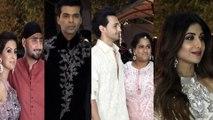 Bollywood Biggies at Shilpa Shetty Rajkundra dilwali party | Salman Khan | News & Gossips