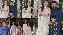 Shilpa Shetty की Diwali Party में Salman Khan, Karan Johar और बाकी Bollywood Celebs का जलवा Boldsky