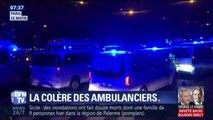 Grève des ambulanciers: plus de 500 véhicules déjà mobilisés à Paris