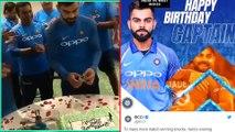 #HappyBirthdayVirat : Twitter Pours Birthday Wishes To Virat KOhli   Oneindia Telugu