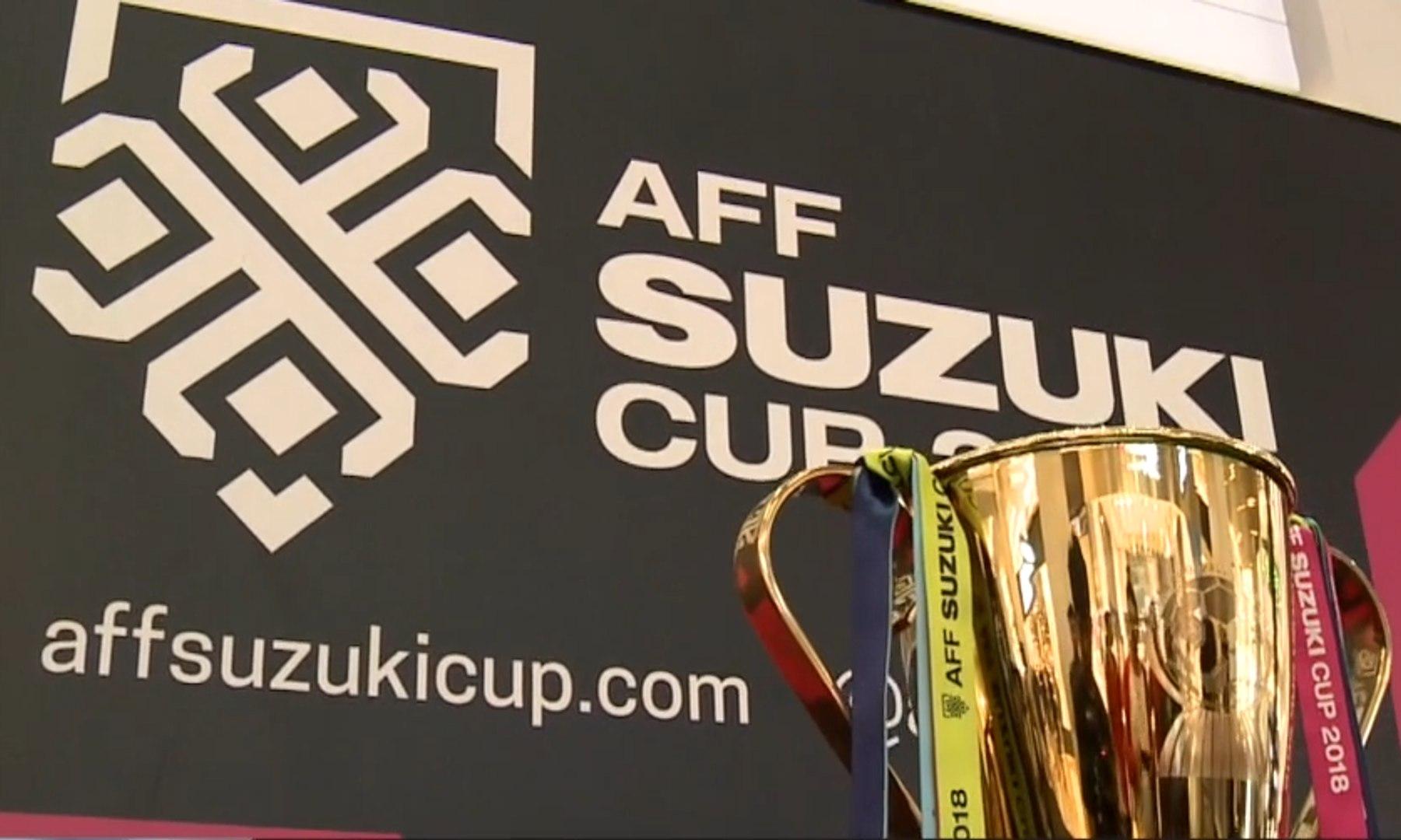 Tur Trofi Piala AFF 2018 di Jakarta