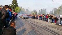 Eastern Europe Drifting Final 2018, Pure sound BMW M5, Nissan Skyline, BMW M3(1)