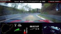 Porsche 911 GT2 RS MR Nurburgring Record oct. 2018 (on board video)