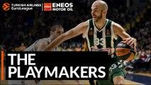 The ENEOS Playmaker: Nick Calathes, Panathinaikos OPAP Athens