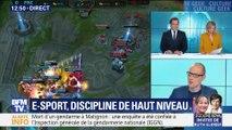 E-sport: entre jeu vidéo et sport de haut niveau