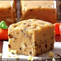 It's no trick – Pumpkin pie fudge is a quick, easy recipe that's great to bring to a Halloween party, tailgate party or even Thanksgiving. RECIPE BELOW- (IN T