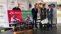 Presentación de la 52 Edición de la Regata Sevilla-Betis