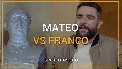 Dani Mateo contra Francisco Franco