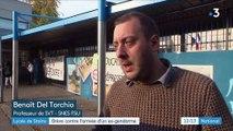 Seine-Saint-Denis : grève contre l'arrivée d'un ex-gendarme dans un lycée de Stains