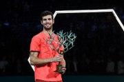 Khachanov revels in 'biggest achievement' after Djokovic upset