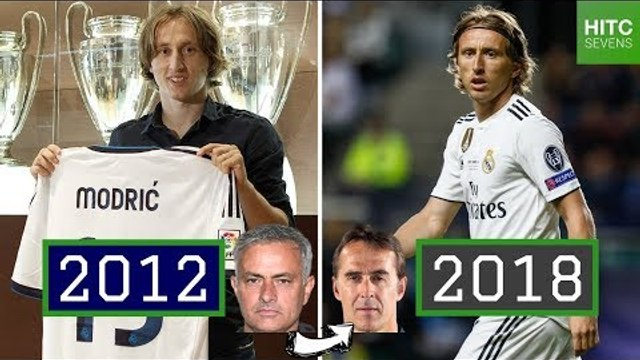Jose Mourinho's Last 7 Real Madrid Signings: Where Are They Now?