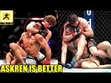 Ben Askren is far better grappler than UFC Champ Khabib Nurmagomedov,DC on Cain,Weidman