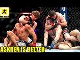 Ben Askren is far better grappler than UFC Champ Khabib Nurmagomedov,DC on Cain,Weidman