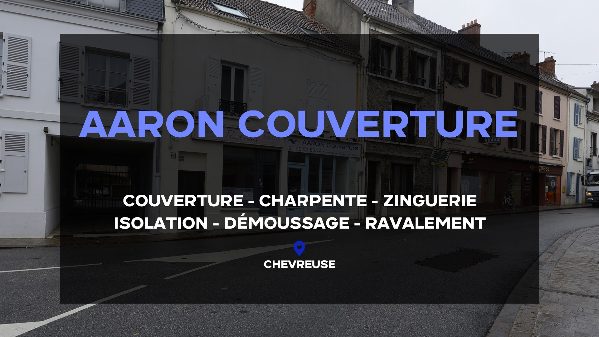 Aaron Couverture